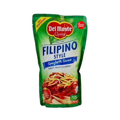 Del Monte Filipino Style Spaghetti Sauce, 560g