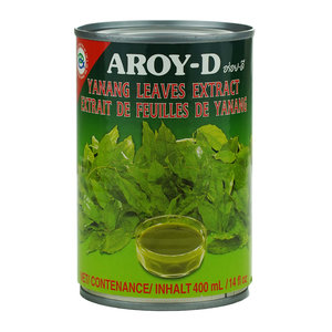 Aroy-D Extract van Yanang-bladeren, 400 ml