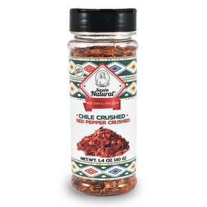 Sazon Natural Red Pepper Crushed, 40g
