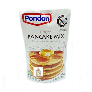 Original Pancake Mix, 125g