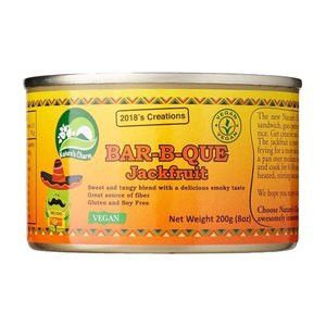 Nature's Charm Bar-B-Que Jackfruit, 200g