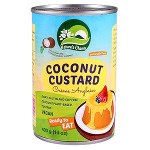 Nature's Charm Coconut Custard, 400g