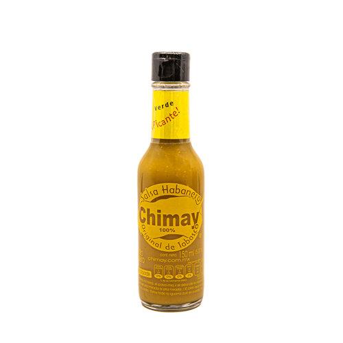 Chimay Chimay Salsa Habanero Verde, 150ml