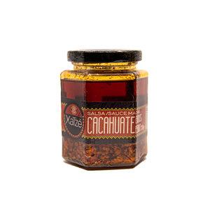 Xatze Salsa Macha Con Cacahuate, 230g