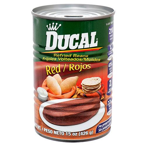 Ducal Ducal Refried Red Beans, 426g