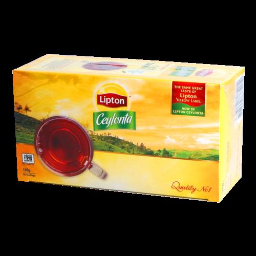 Lipton Lipton Ceylonta Tea Bags, 50st