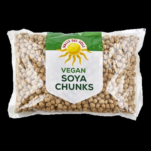 Valle Del Sole Vegan Soya Chunks, 500g