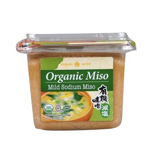 Hikari Organic Mild Sodium Miso, 500g