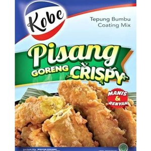 Kobe Pisang Goreng Mix, 80g