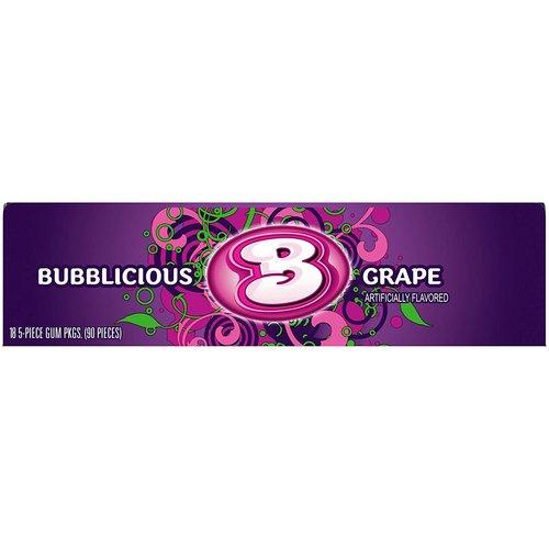 Bubblicious Grape, 5st