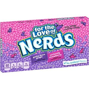 For The Love Of Nerds, 141g