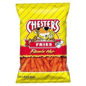 Frito Lay Chester's Flamin Hot Fries, 170g