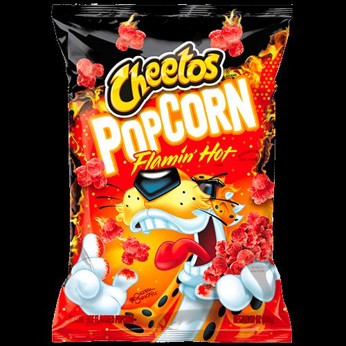Frito Lay Cheetos Popcorn Flamin Hot, 184g