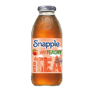 Snapple Iced Tea Peach, 473ml