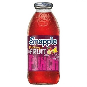 Snapple Fruit Punch Bunch, 473ml