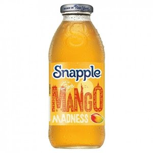 Snapple Snapple Mango, 473ml