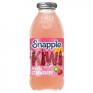 Snapple Snapple Kiwi Strawberry, 473ml