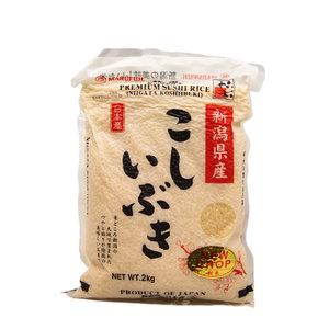 Marufuji Niigata Koshiibuki Premium Sushi Rice, 2kg