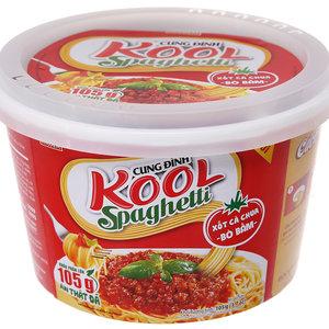 Cung Dinh Spaghetti met kool, 105 g