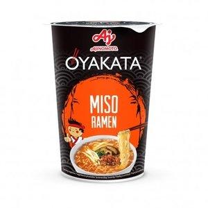 Ajinomoto Oyakata Miso Ramen Cup Noodle, 66g