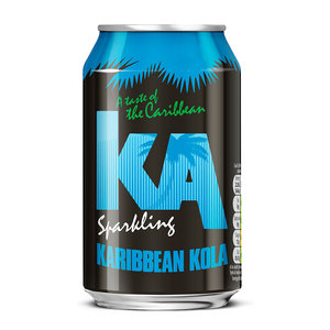KA Karibbean Kola, 330ml