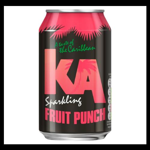 KA KA Fruit Punch, 330ml