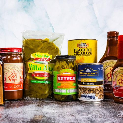 Exclusieve Mexicaanse delicatessen