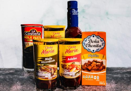 Cooking Sauces & Marinades