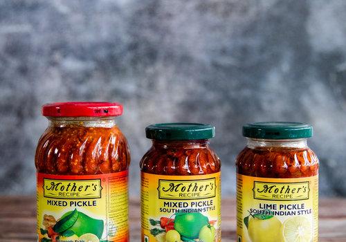 Chutney & Pickles