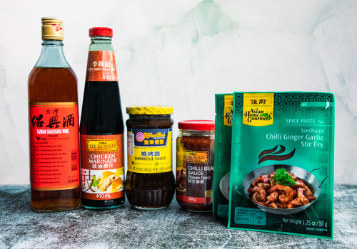 Mariandes & Sauces