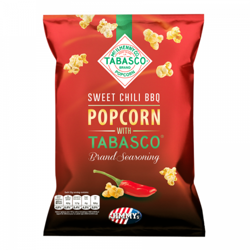 Mcilhenny Tabasco Sweet Chili BBQ Popcorn, 90g