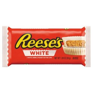 Reese's Reese's White Peanut Butter Cups, 39g