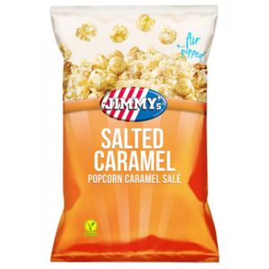 Salted Caramel Popcorn, 150g