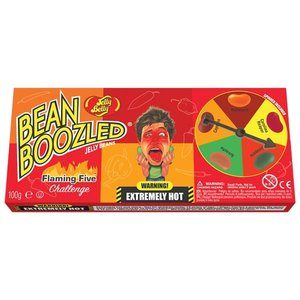 Jelly Belly Bean Boozled Flamin Five Challenge, 100g