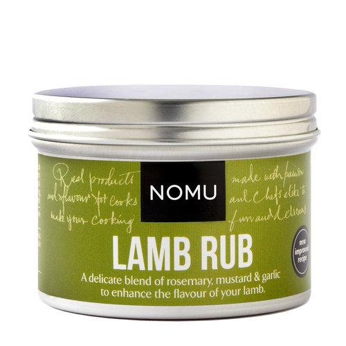 Lamb Rub, 50g