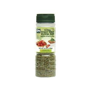 Green Chili Shrimp Salt, 120g