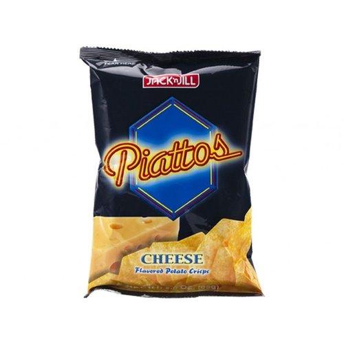 Jack & Jill Piattos Cheese Chips, 85g