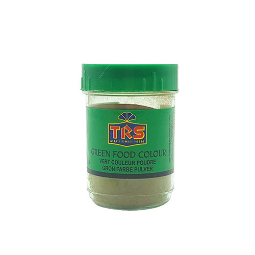 TRS Green Food Colour, 25g