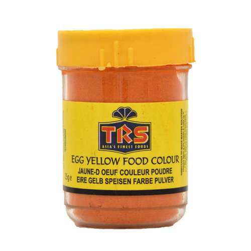 TRS Yellow Food Colour, 25g