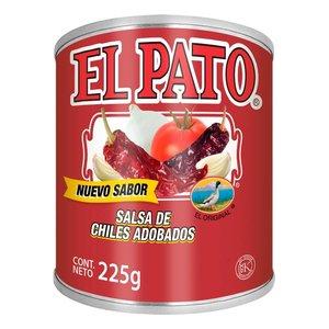 El Pato Salsa de Chiles Adobados, 225g