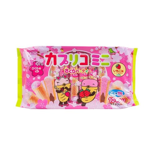 Glico Caplico Sakura Mix, 88g