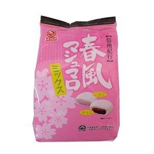 Tenkei Marshmallow Sakura & Azuki Mix, 120g