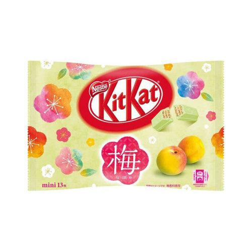 Nestle Kit Kat Ume Flavor, 128g