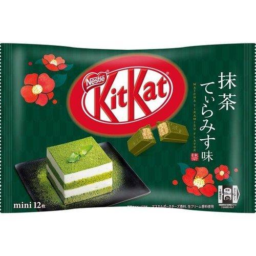 Nestle Kit Kat Matcha Tiramisu, 118g