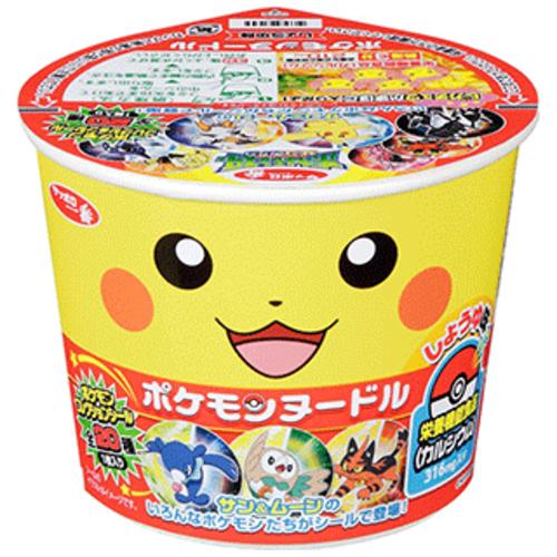 Sanyo Pokemon Shoyu Cup Noodles, 38g