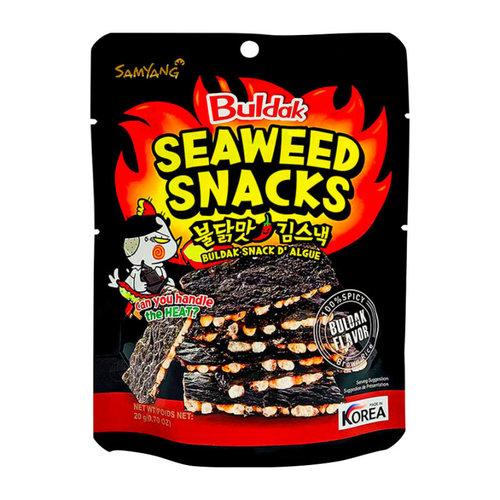 Samyang Buldak Seaweed Snacks, 20g
