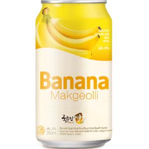 Banana Makgeolli, 350ml