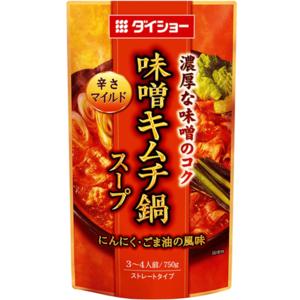 Daisho Kimchi Hot Pot Soup, 750g
