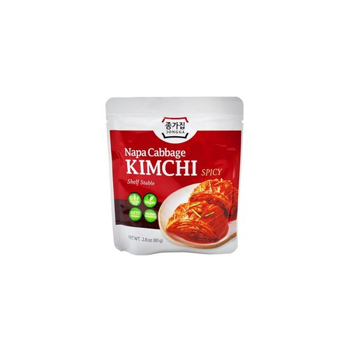 Napa Cabbage Kimchi, 80g