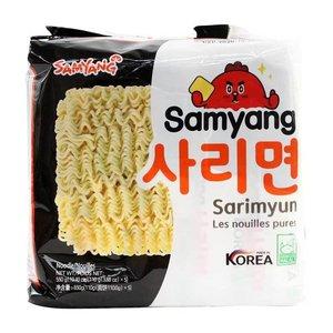 Samyang Sarimyun Instant Noodles 5st, 550g